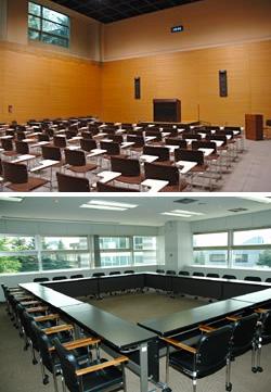 レンタル会議・研修室の内装写真